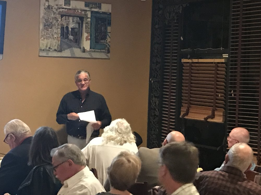 Guest Speaker   Art Martinez   brings to life to the Alamo Chapter some important historical players from the earliest families of San Antonio & gives examples on how they influenced this multi-cultural, cross-road city.