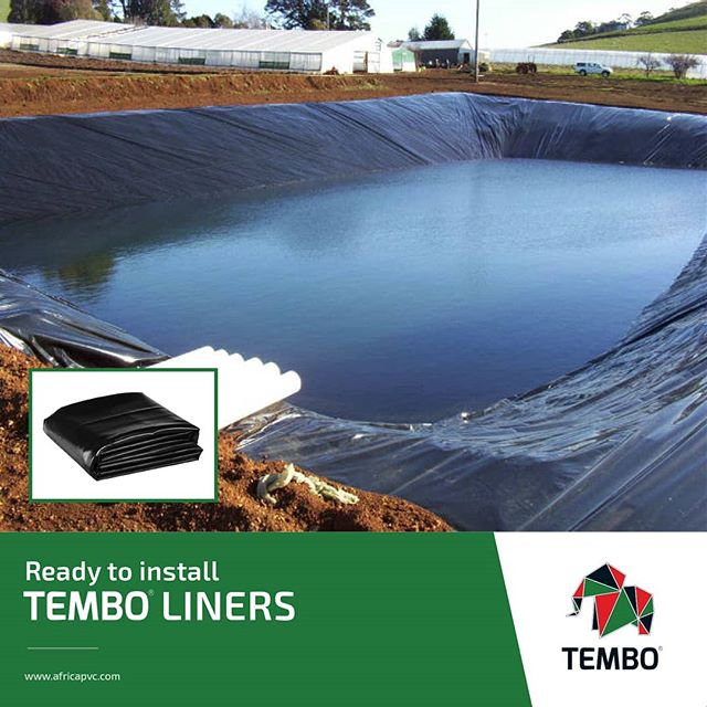 Our ready to install TEMBO® Liners. Tough and long lasting with a life span of over 5+ years. Build your own dam and start saving water today. Get in touch.