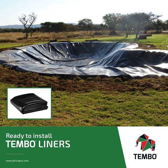 Build your own pond and start fish farming today with our Ready To Install, tough and long lasting TEMBO® Liners which ensure good health and maximum production of your fishes. #OngezaMapatoNaTEMBO - Get in touch with us.