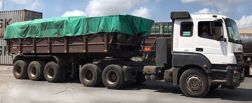 Tipper Size - 36Ft x 13Ft | KSH 20,000/- Incl VAT38Ft x 15Ft | KSH 23,000/- Incl VATCOLORS: GREEN & BLUE
