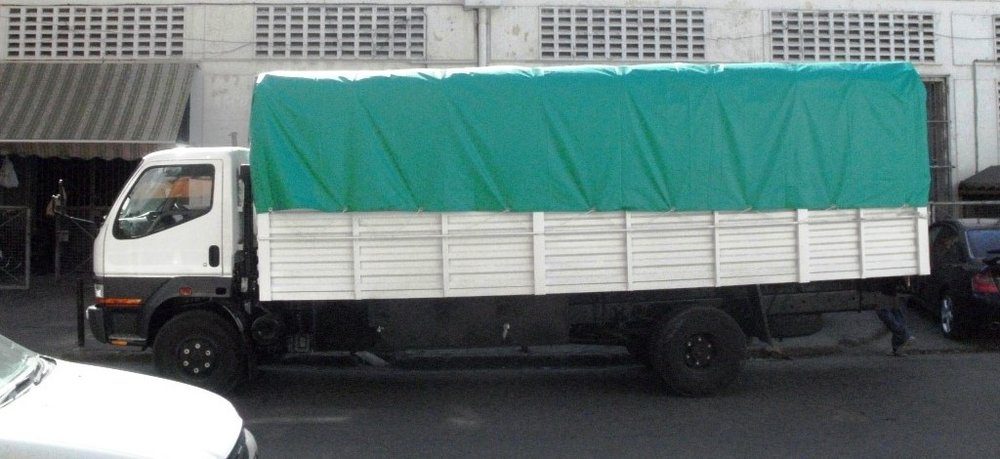 FH Size - 27Ft x 16Ft - COLORS: GREEN & BLUEKSH 17,400/- Incl VAT