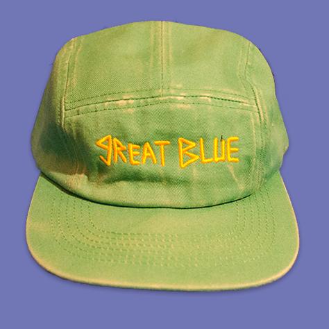 GREEN HAT › $20