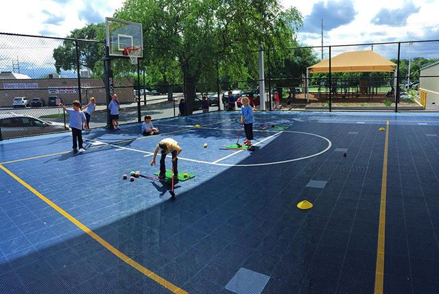 Love our class @magellanintl every Tuesday! They don't have a field so we set up class in their sport court! At Golf In Schools we can set up a class in any space and spread the game of golf to children!  #golfinschools  #thegolfschool #golf #atx #austintx #austin #texas #atxgolf #golfing #pga #teacher #teaching #coach #coaching #puma #cobra #edel #keepaustingolfing #golfisfun #lessons #magellan #versatyle #calmbeforethestorm