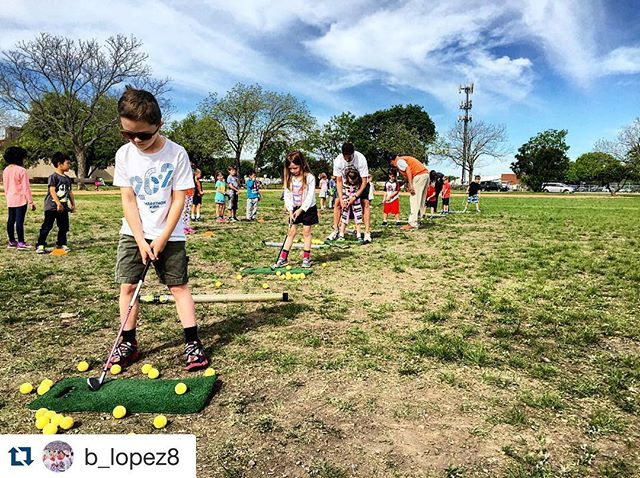 Piloting the PE program went fantastic this week at Spicewood elementary! We saw over 300 young golfers this week and the looks of excitement on their faces was incredible!  #golfinschools  #thegolfschool #golf #atx #austintx #austin #texas #atxgolf #golfing #pga #teacher #teaching #coach #coaching #puma #cobra #edel #keepaustingolfing #golfisfun #camps #pe #programming #spicewood #rrisd