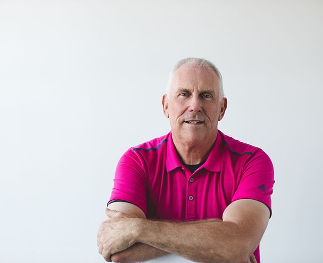 """""""Pink is for girls"""" or on the flip side """"Only real men wear pink"""" but I say: we are all free to like what we want and wear what we want! Who's with me? ⠀ But I do also have to say, Gordon is rocking this colour, and admits to owning a ton of golf attire. This is no surprise since he became a PGA of Canada golf pro in 1994. From there he developed a passion for coaching other golfers improve their skills. You can find him running private and group coaching sessions and clinics in the Surrey/Langley area.  No matter what skill level, check him out: @gordonminkgolf ⠀ Glad to connect with fellow @langleychamber members! ⠀ ⠀ #golf #langleychamber #chamberofcommerce #headshot #golfcoach #pga #pgacanada #golfclinic #surreybc #allabouttheathlete #langleyphotographer #langleybc #southsurrey #personalbranding #studiomuse #tbt #thursdaythoughts #pinkisnotjustforgirls #golfshirt"""