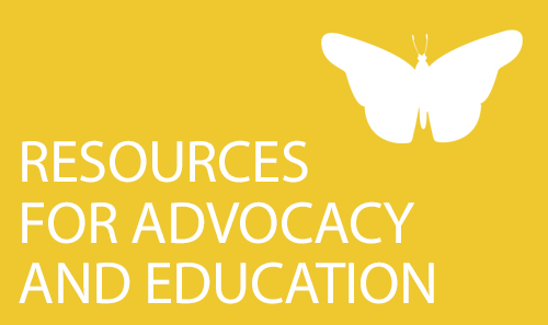 IMIrJ Resources for Advocacy and Education.