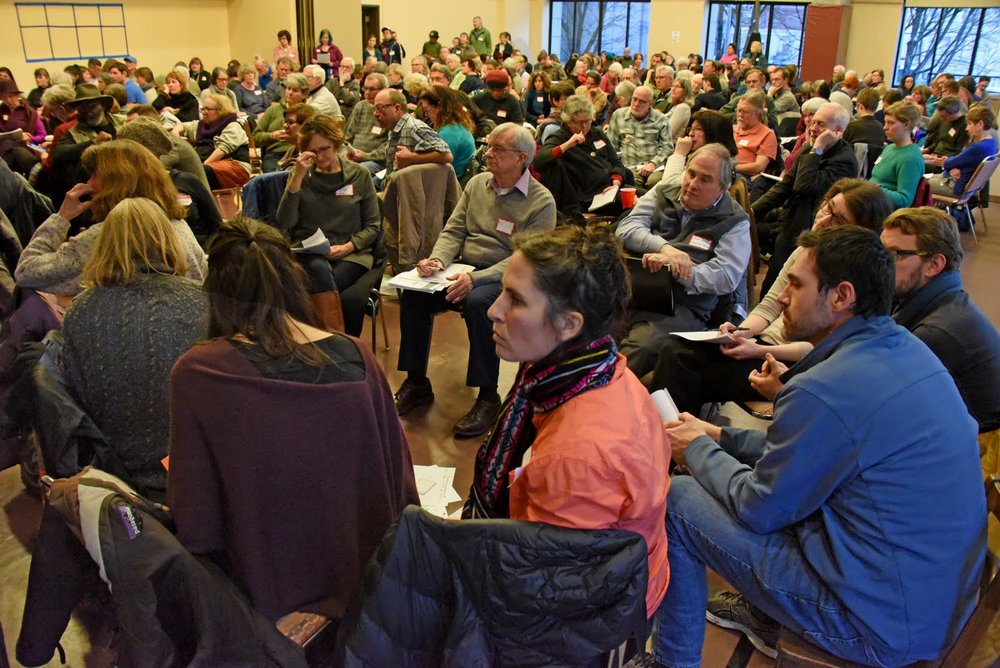 Oregon Sanctuary Assembly, Jan 15 2017