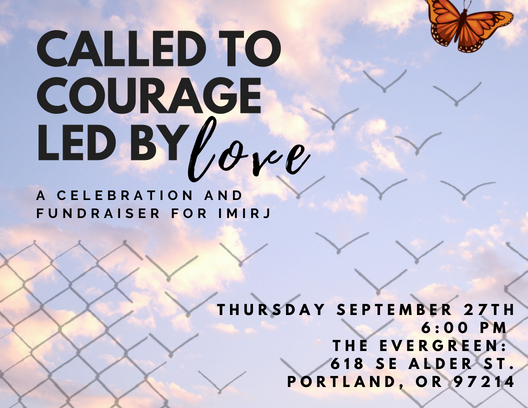 Join Us! - Spend an evening with others who seek justice in our community.We will spend time together listening to stories from the past year, sharing good food, and dancing the night away! In addition, we will raise the support needed to continue the imperative work of relationship building, public witness, and courageous action. To join in on the fun, purchase tickets below. (If cost is a barrier, please e-mail info@imirj.org to request a scholarship ticket!)