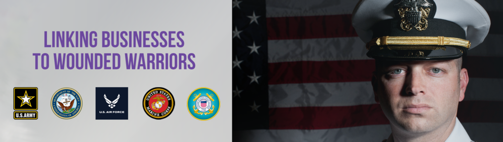 Linkages Disabled Veteran Banner Image