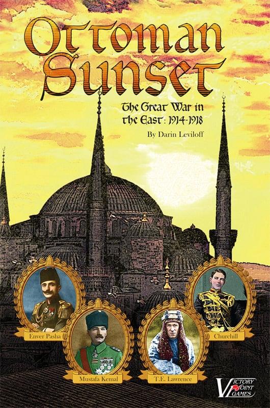 Ottoman Sunset