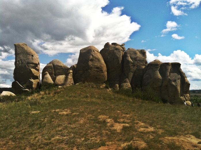 Deer Medicine Rocks in Montana (Credit: National Wildlife Federation)