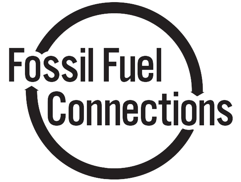 Coal Trains — Fossil Fuel Connections