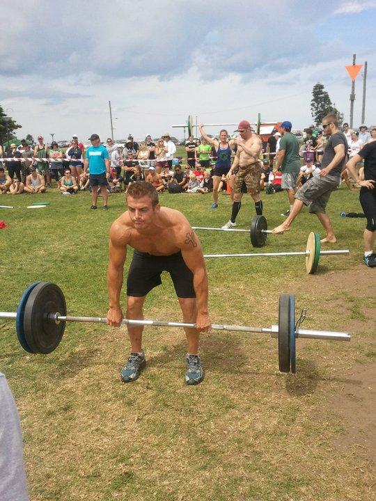 2009 Pre Reebok CrossFit