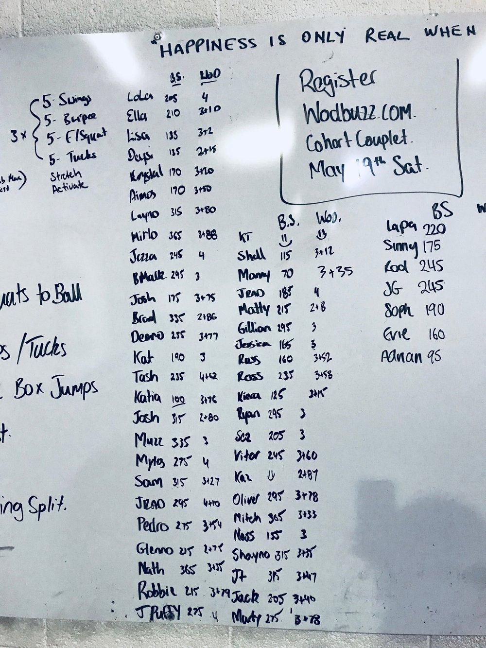 Squat Numbers