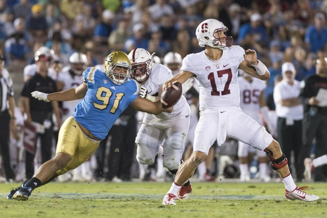 Brother Jacob Tuioti-Mariner, #91 UCLA Football / #79 Atlanta Falcons