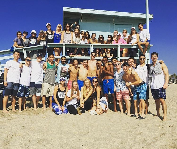 Beach Day with Pi Beta Phi