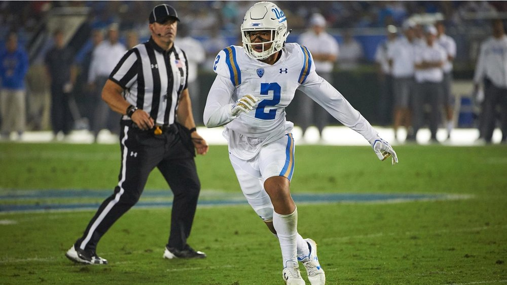 Brother Josh Woods, #2 UCLA Football