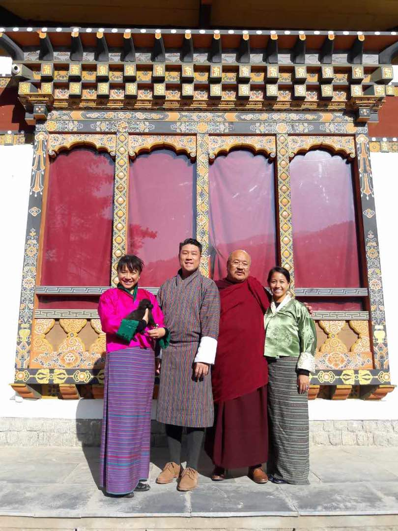 National dress and Khenpo.jpeg