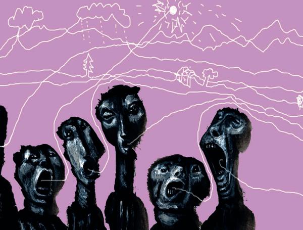 Bilde fra omslaget på Kulturutredningen 2014
