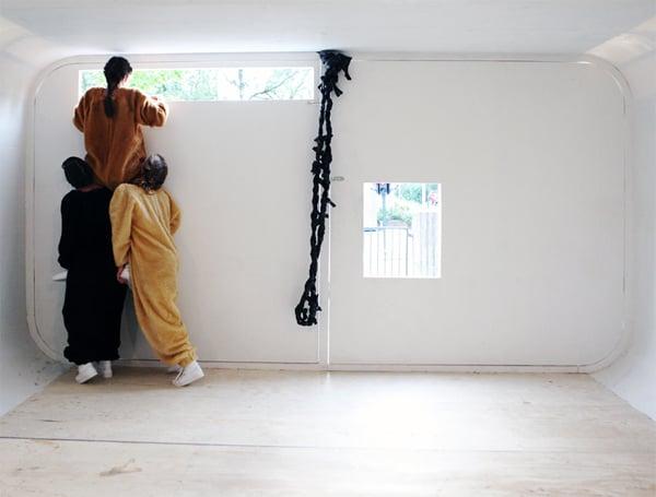 Forestillingen UtoSafari er et av prosjektene som har fått midler fra INK 2013 og som skal presenteres på seminaret. Foto: Tom Ivar Øverlie