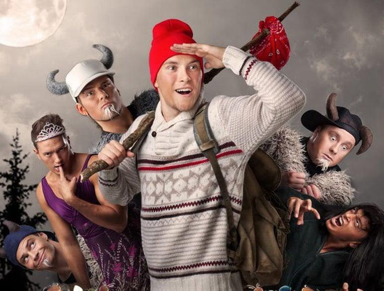 Absence Crew vant Gullsekken 2013 for forestillingen Askeladden på nye eventyr.