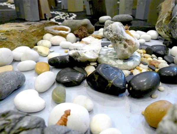 Fra En stein er en bit av jordkloden av Circa Teater.Foto: Solveig Nygaard