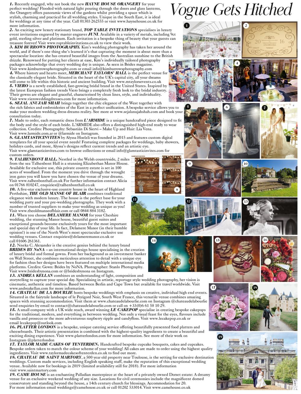 vogue wedding photographer andrea kellan