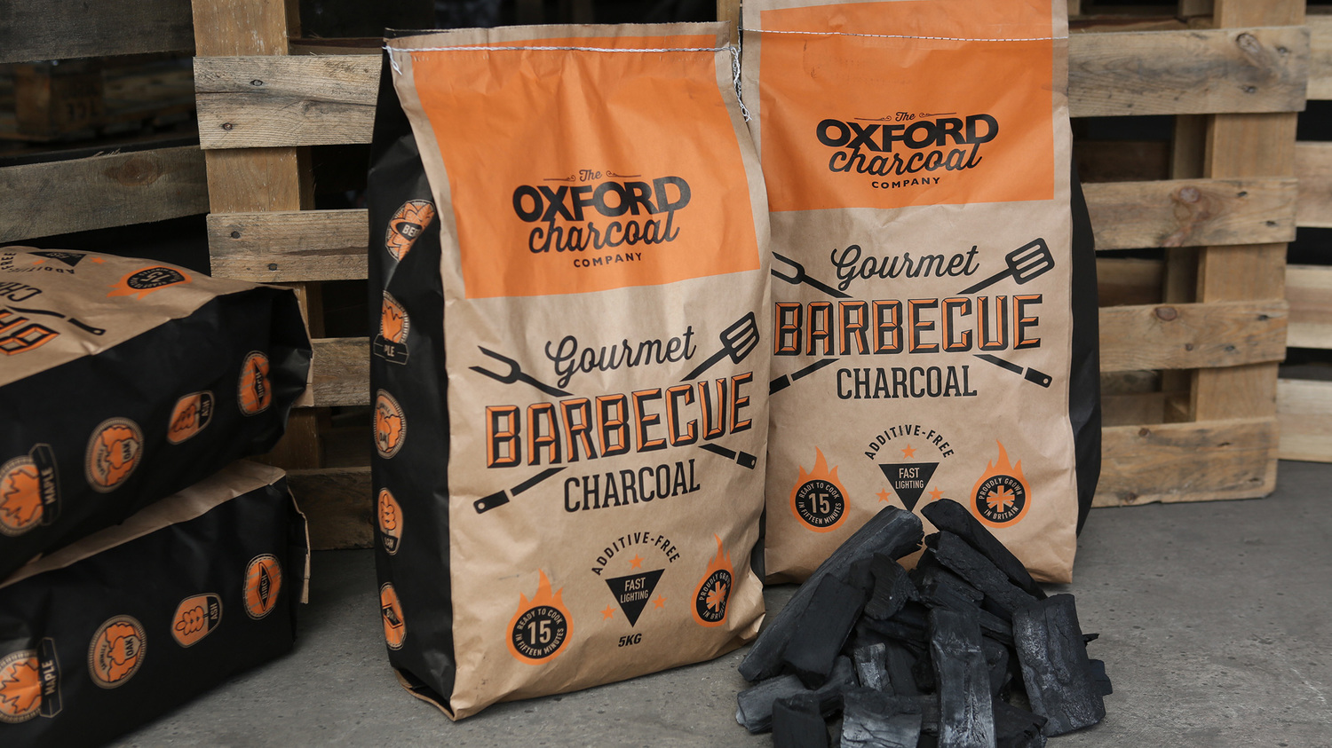 At the Oxford Charcoal Company, we've been perfecting our charcoal-making  to bring you clean-burning, untainted, single or mixed species premium  lumped ...