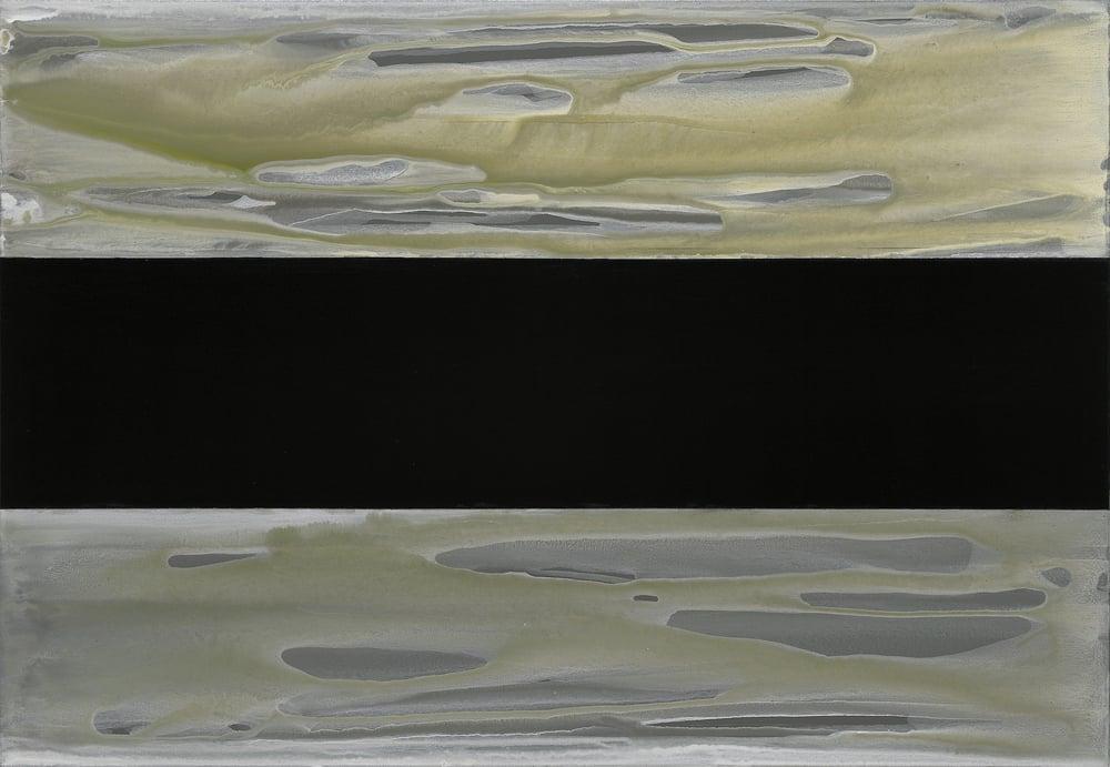 horizon_06  acrylic on canvas  60.6 cm X 90.9 cm  2013