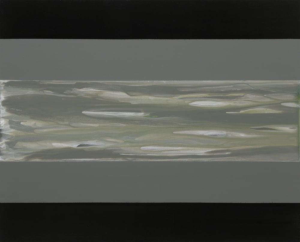horizon_07  acrylic on canvas  117 cm X 92 cm  2013