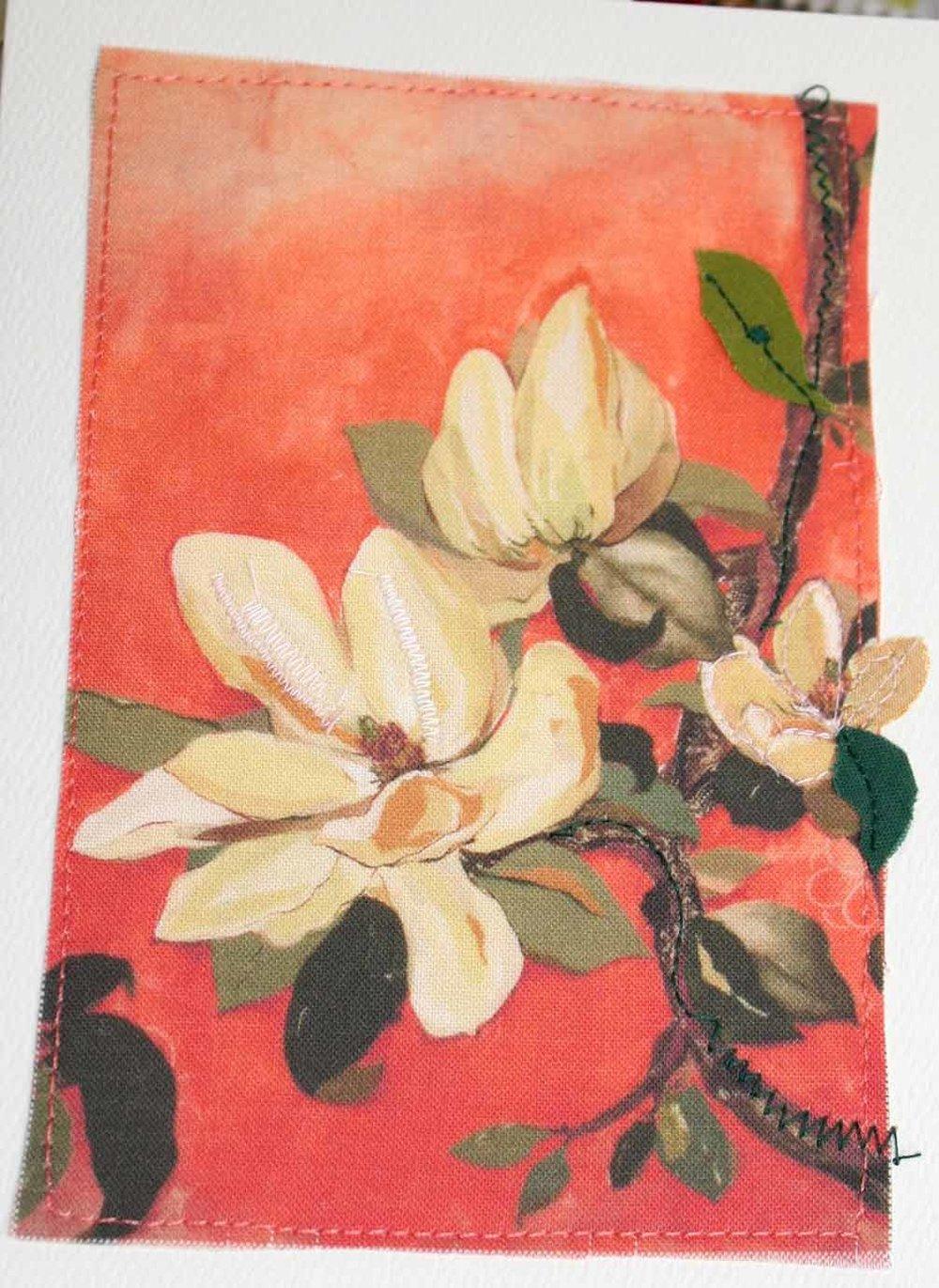 Magnolia - Karin Olah