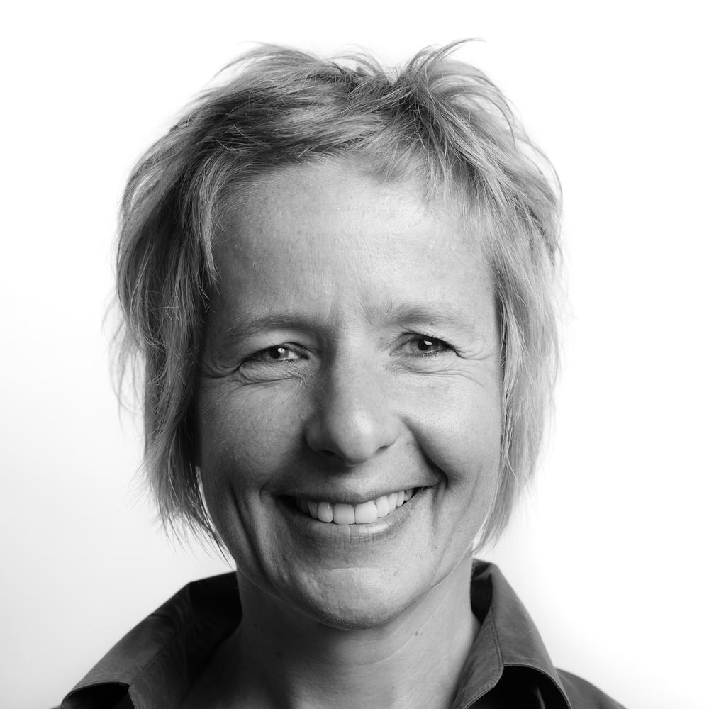 Nathalie Laridant  ,  Directrice générale du département infirmier