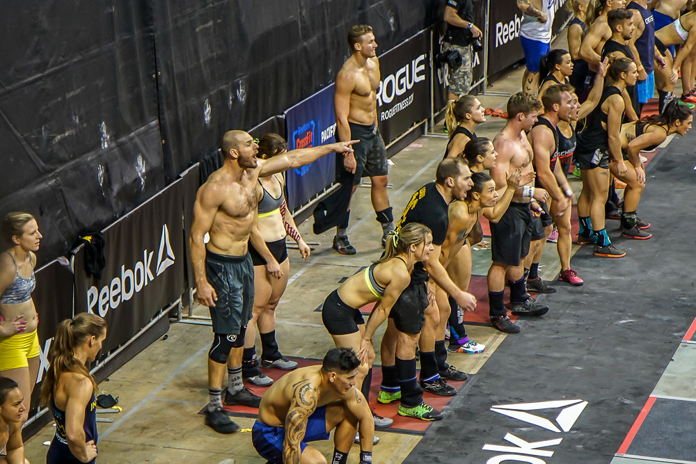 2016 CrossFit Games Pacific Regional, Wollongong NSW