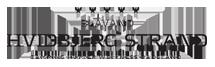 Hvidbjergstrand logo