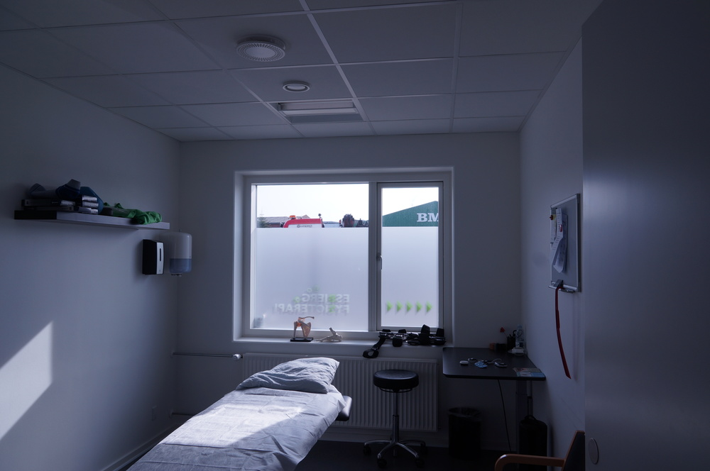Blåvandshuk fysioterapi