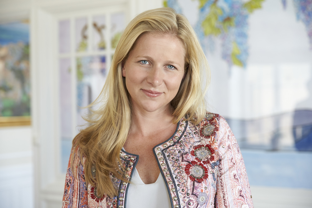 Cristina Stenbeck, who is taking on an ownership role at Kinnevik. Image: Kinnevik.