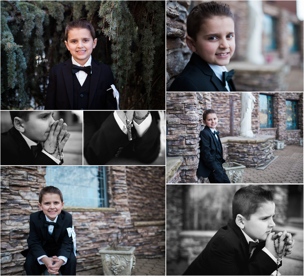 Long Island Communion Portraits