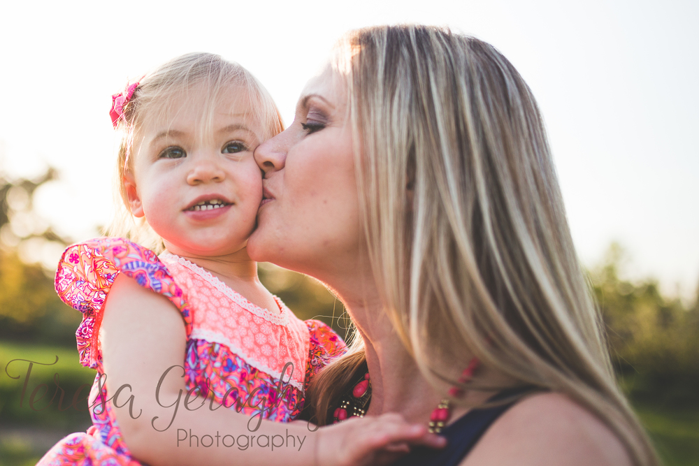 Long Island Mother and child Photo session