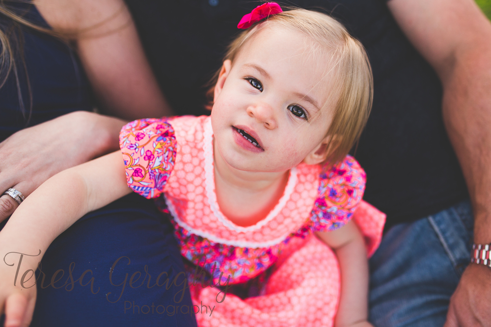 Long Island One Year Old Portraits