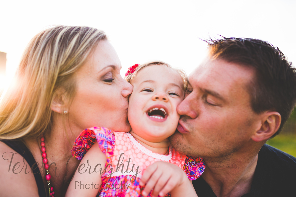 Long Island outdoor rustic Family Session