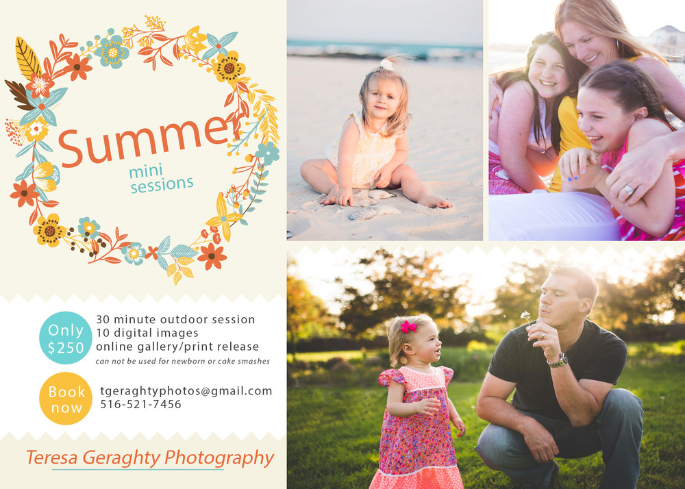 Long Island Family mini sessions