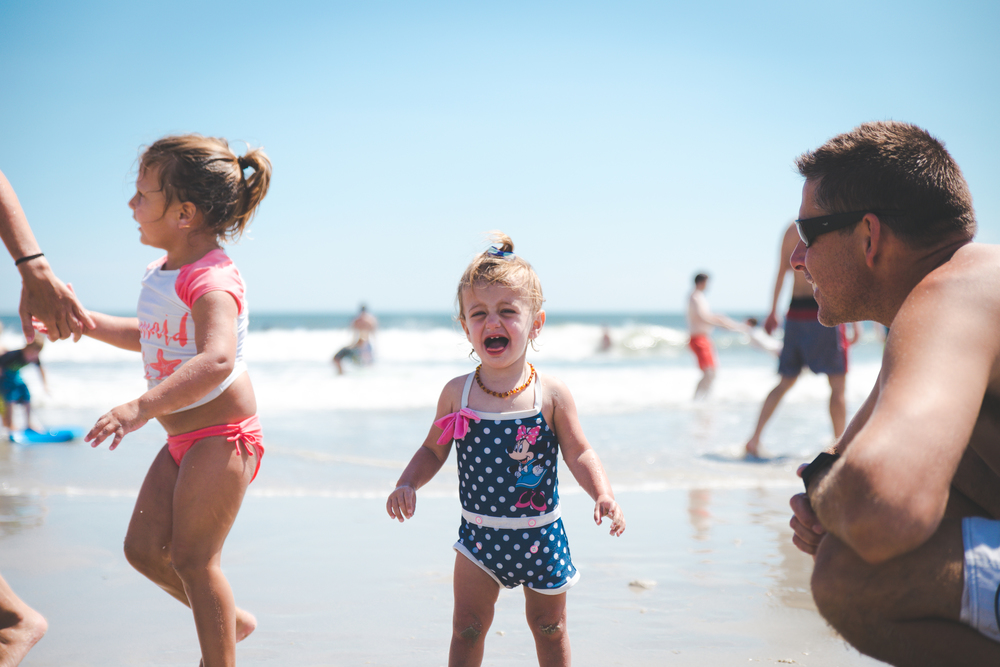 Long Island Children's Beach Photography