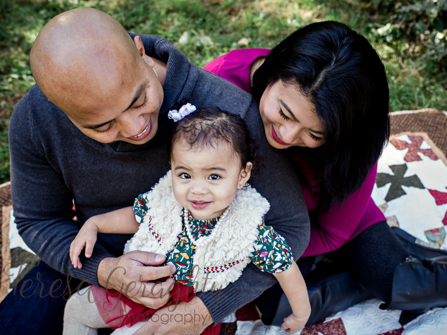 Nassau County Family Holiday Session