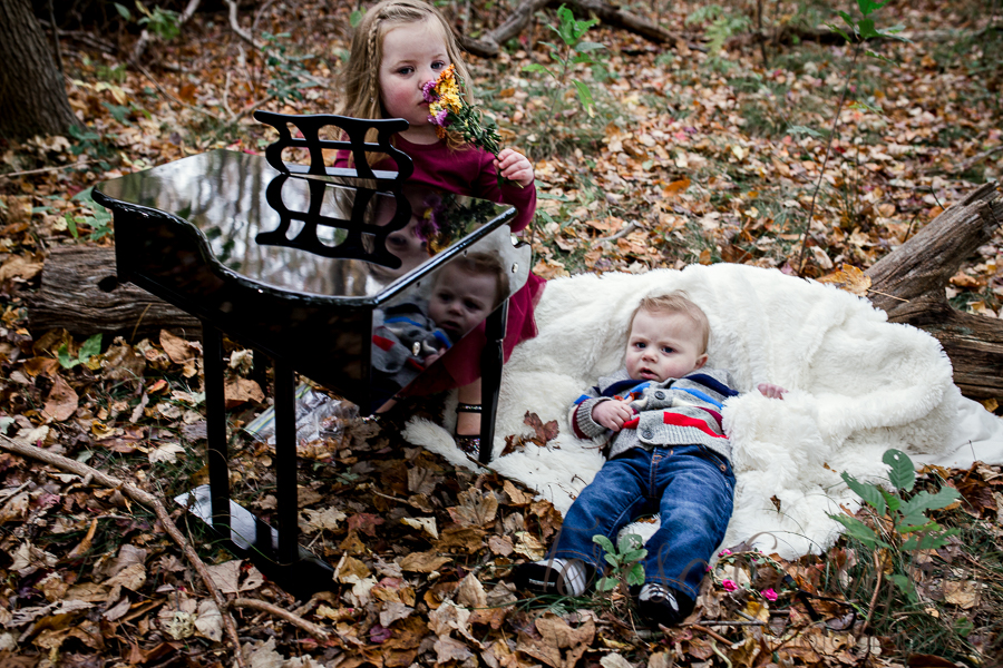 Long Island Boho Children's session