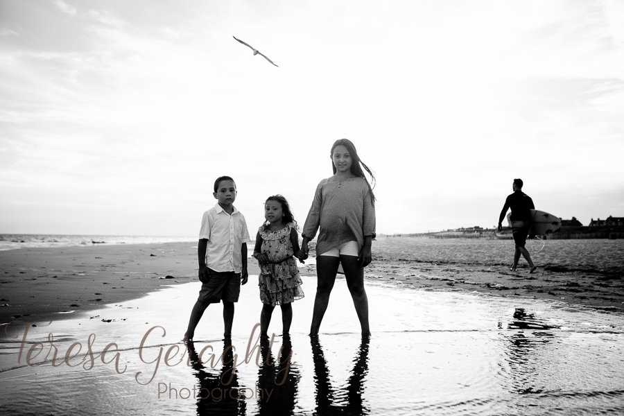 Sunset Beach Mini Session in Long Beach, NY