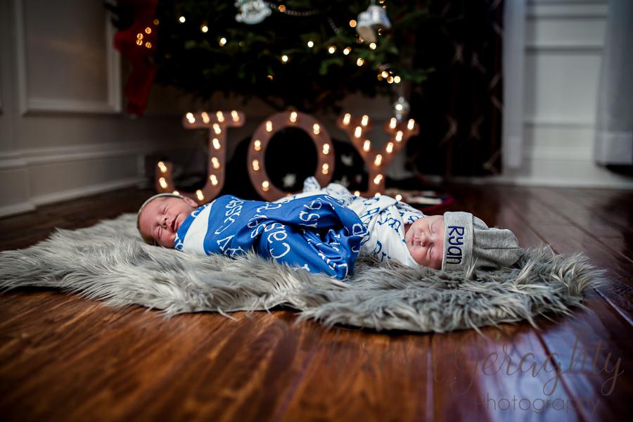 In home newborn photographer in nassau county
