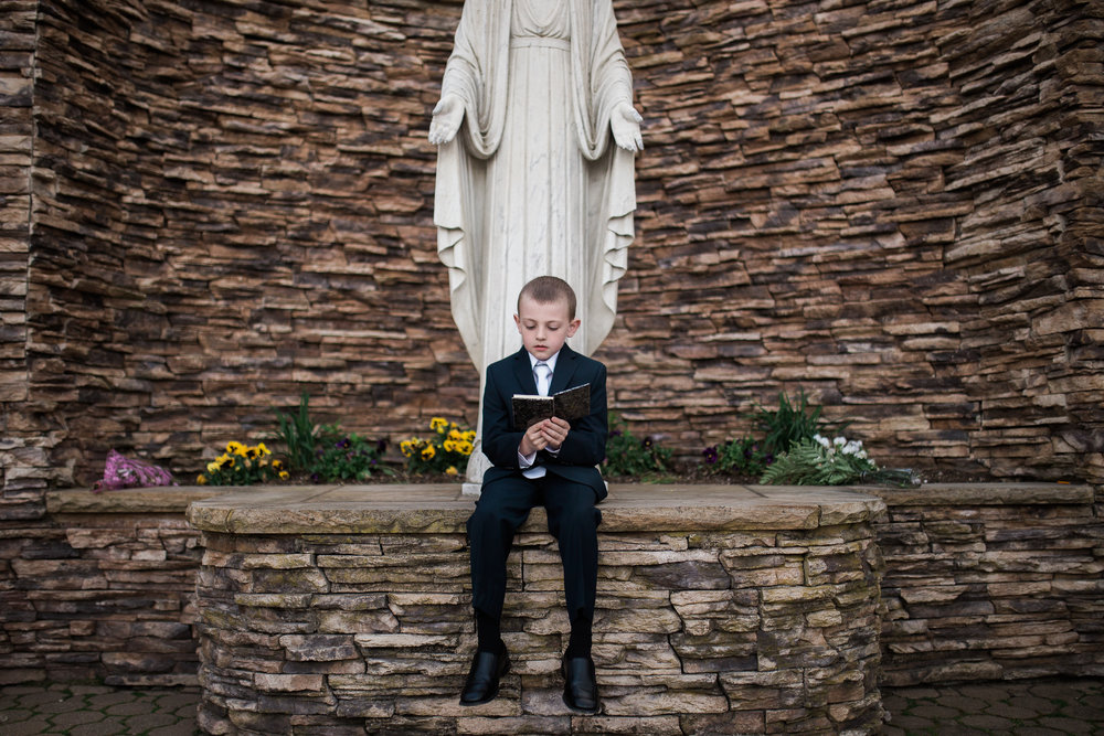 Communion Photographer in Nassau county