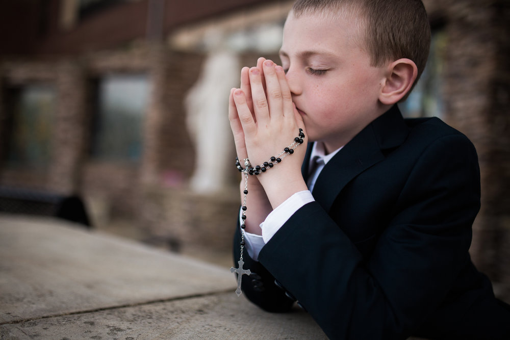 Nassau County communion photographer