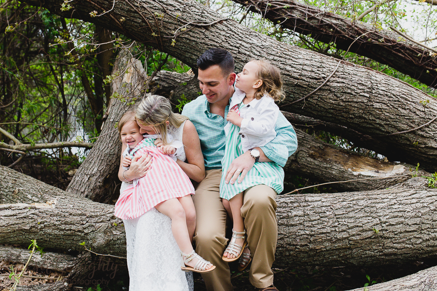 Long Island rustic and bohemian family photographer
