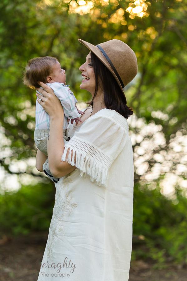 Long Island natural newborn photographer